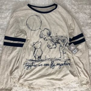 Disney NWT shirt Pooh size XL